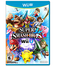 Nintendo Super Smash Bros., Wii U
