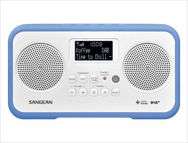 Sangean DPR-77 (Blau)