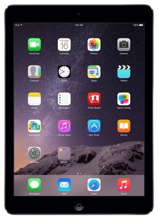 Apple iPad Air 16GB 3G 4G Grau (Grau)
