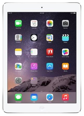 Apple iPad Air 16GB 3G 4G Silber (Silber)