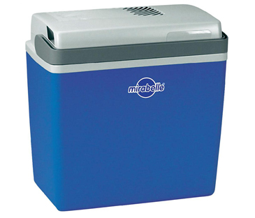 EZetil E24M Kühlbox (Blau, Grau)