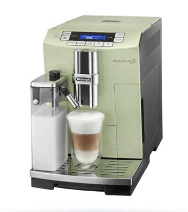 DeLonghi S ECAM 26.455.GRB Kaffeemaschine (Grün)