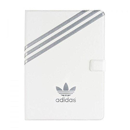Adidas 18472 Tablet-Schutzhülle (Silber, Weiß)