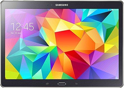 Samsung Galaxy Tab S SM-T805 16GB 3G 4G Schwarz, Holzkohle, Grau (Schwarz, Holzkohle, Grau)