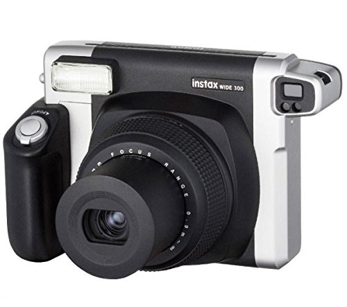 Fujifilm Instax Wide 300 (Schwarz, Silber)