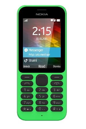 Nokia 215 Dual SIM (Grün)