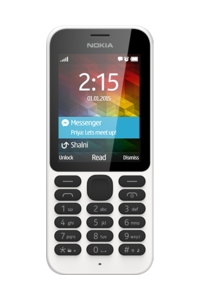 Nokia 215 Dual SIM (Weiß)