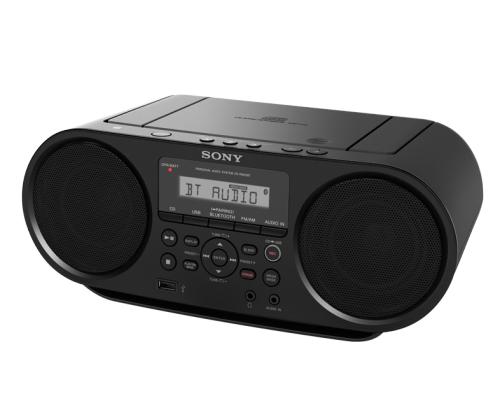 Sony ZS-RS60BT (Schwarz)