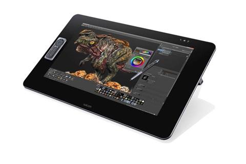 Wacom Cintiq 27QHD Touch (Schwarz)