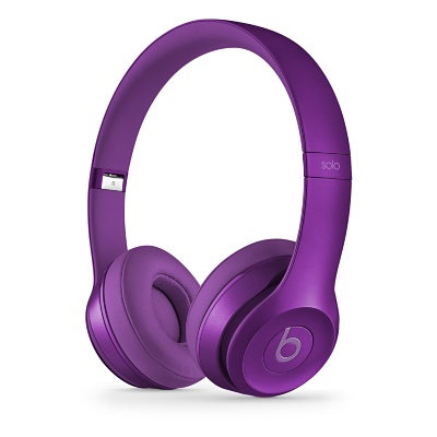 Beats by Dr. Dre Solo² (Violett)