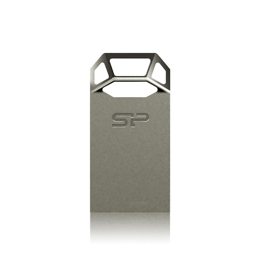 Silicon Power Jewel J50 64GB 64GB USB 3.0 Titan USB-Stick (Titan)