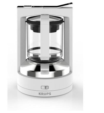 Krups KM4682 Kaffeemaschine (Weiß)