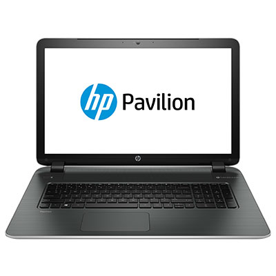 HP Pavilion Notebook - 17-f279ng (ENERGY STAR) (Oberfläche: Ash Silver, Natural Silver)