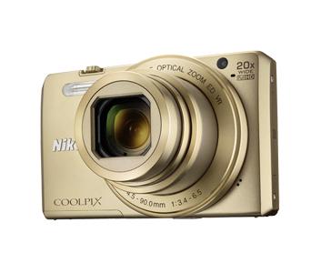 Nikon COOLPIX S7000 (Gold)