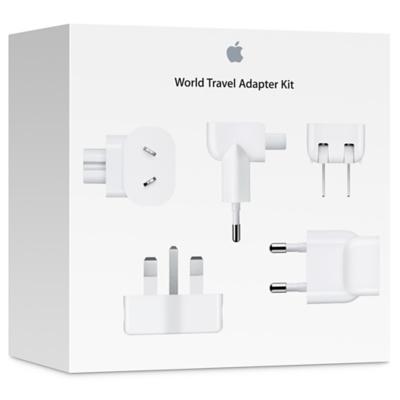 Apple MD837ZM/A Netzstecker-Adapter (Weiß)
