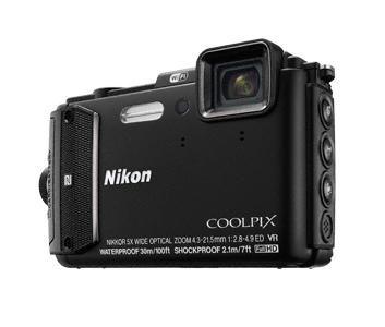 Nikon COOLPIX AW130 (Schwarz)