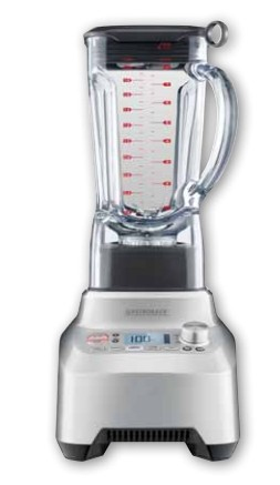 Gastroback 41007 Mixer (Schwarz, Silber, Transparent)