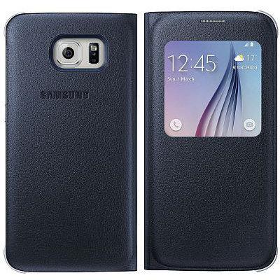 Samsung S View Cover (Schwarz)