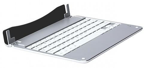 Emporia IAWK-01-DE-SI Tastatur für Mobilgerät (Silber)