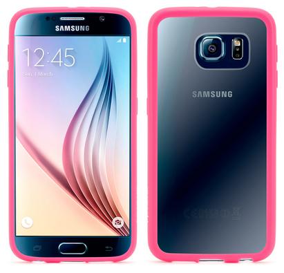 Griffin GB41183 Handy-Schutzhülle (Pink, Transparent)