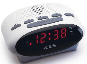Ices ICR-210 (Weiß)