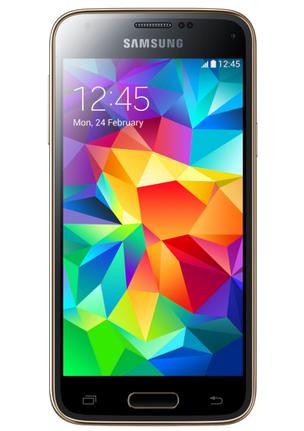 Samsung Galaxy S5 mini SM-G800H 16GB Gold (Gold)