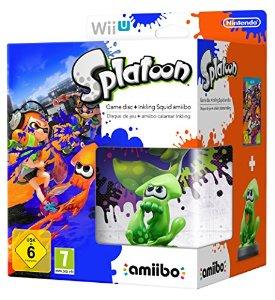 Nintendo Splatoon mit Amiibo