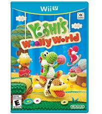 Nintendo Yoshi's Woolly World, Wii U