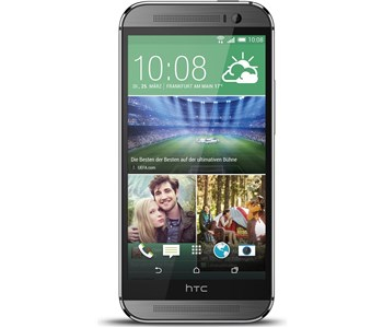 HTC One M8s 16GB 4G Grau (Grau)