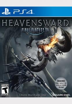 Square Enix FINAL FANTASY XIV: Heavensward PS4