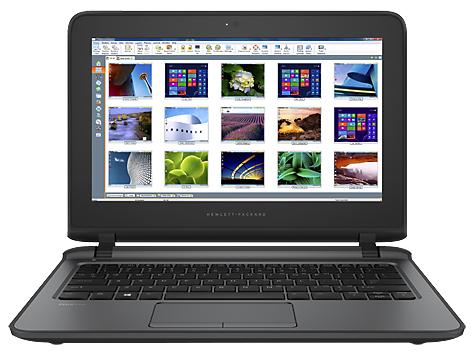 HP ProBook 11 EE G1 (Silber)