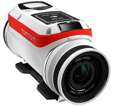 TomTom Bandit Premium Pack (Schwarz, Weiß)