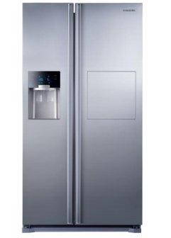 Samsung SBS7070 Side-by-Side-Kühlschrank (Silber)