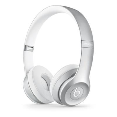Beats by Dr. Dre Solo² Wireless (Silber, Weiß)