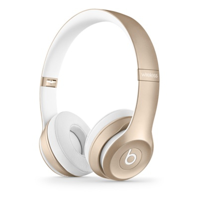 Beats by Dr. Dre Solo² Wireless (Gold, Weiß)