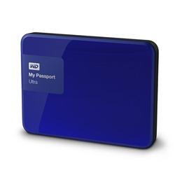 Western Digital My Passport Ultra 3TB (Blau)