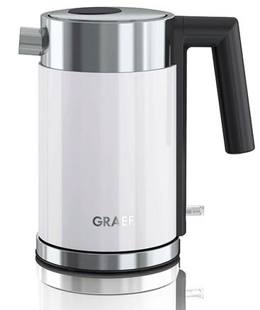 Graef WK 401 Wasserkocher (Weiß)