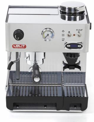 Lelit PL042TEMD Kaffeemaschine (Edelstahl)