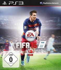 Electronic Arts FIFA 16, PS3