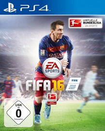 Electronic Arts FIFA 16, PS4