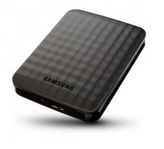 Samsung STSHX-M401TCB Externe Festplatte (Schwarz)