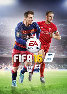 Electronic Arts FIFA 16, PC