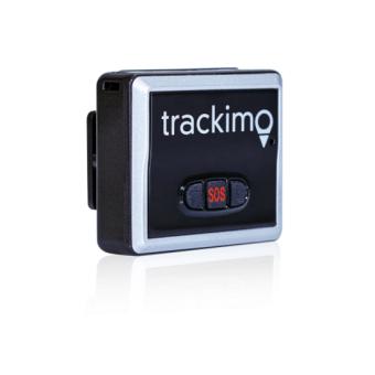 Trackimo TRKM002 GPS-Tracker (Schwarz, Silber)