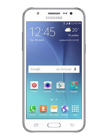 Samsung Galaxy J5 8GB 4G Weiß (Weiß)