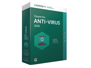 Kaspersky Lab Anti-Virus 2016