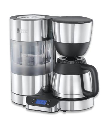 Russell Hobbs 20771-56 Kaffeemaschine (Schwarz, Edelstahl)