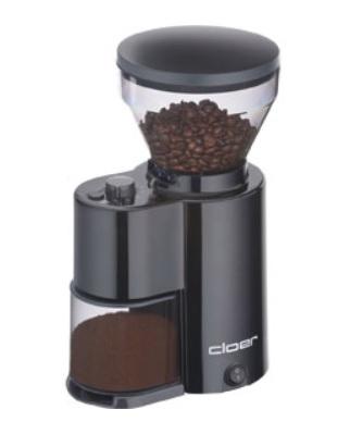 Cloer 7520 Kaffeemühlen (Schwarz)