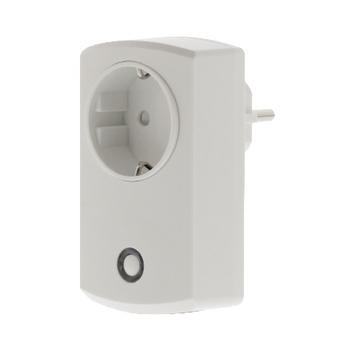 König SAS-CLALSPE10 Elektrischer Steckdosenkoppler (Weiß)
