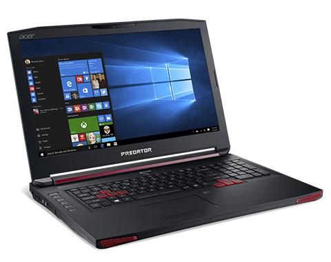 Acer Predator G9-791-718D (Schwarz, Rot)