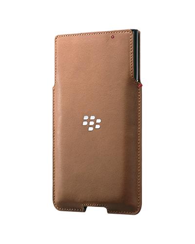 BlackBerry ACC-62172-002 Handy-Schutzhülle (Bräune)